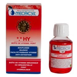 Boite de lubrifiant mecacyl HY pour boite de vitesse